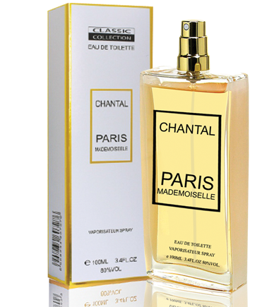 Apa de toaleta Chantal Paris Mademoiselle 100ml