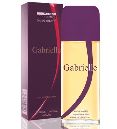 Apa de toaleta Gabrielle 100ml