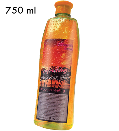 Gel dus 750ml Tropical Feeling