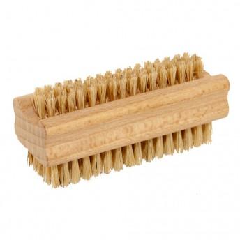 Perie unghii lemn