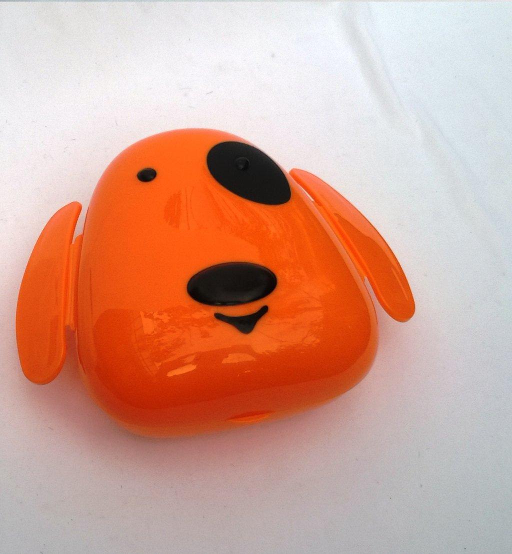 Cutie sandwich copii portocaliu