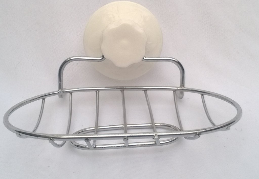 Suport sapun in ventuza