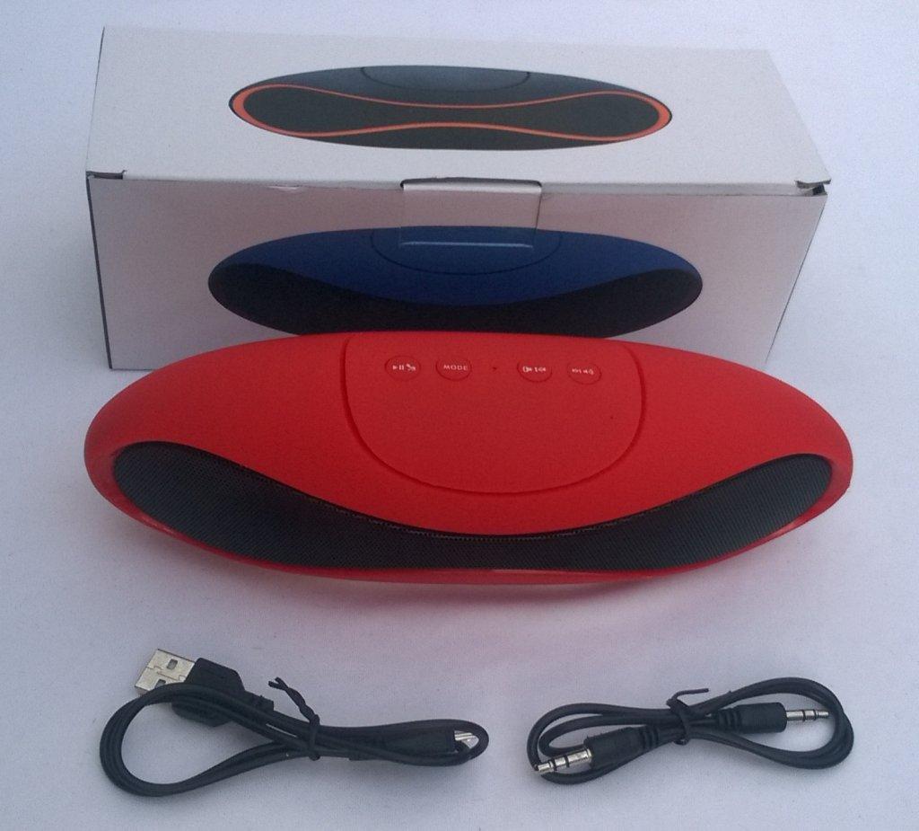 Boxa MP3 minge rugby