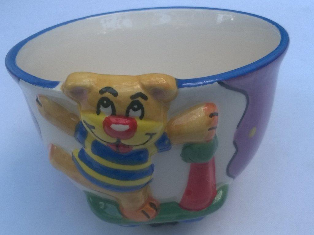 Bol ceramic pentru copii