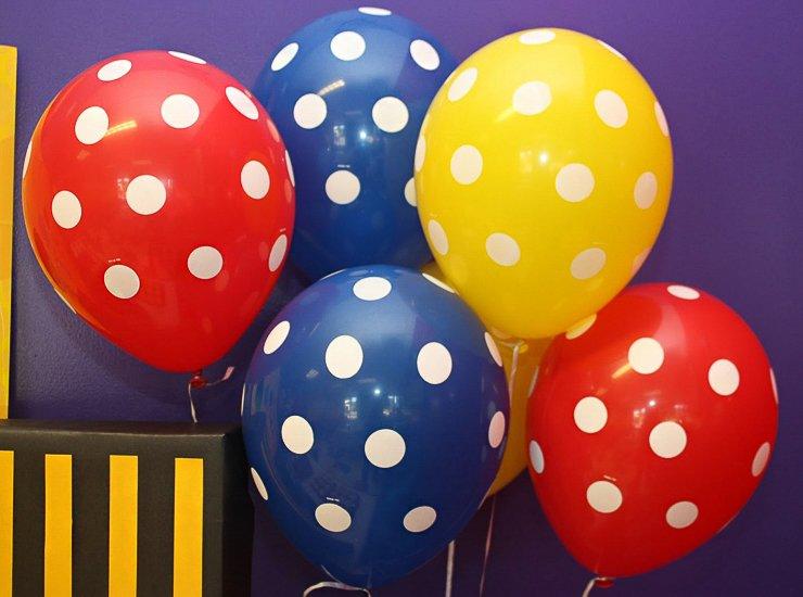 Set 10 baloane cu buline