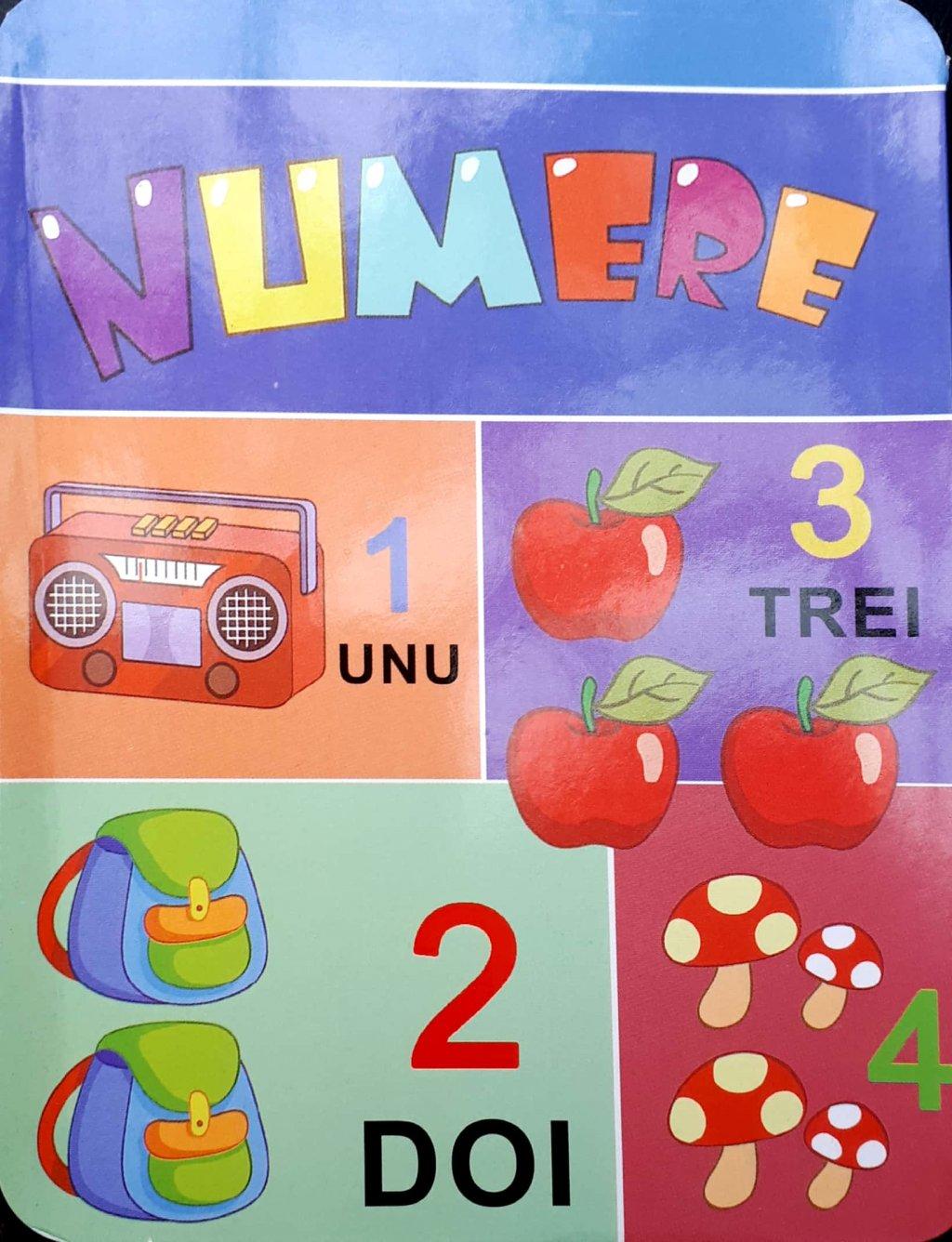 Caietel numere