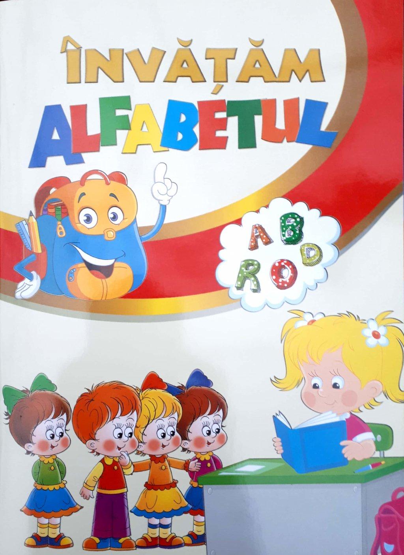 Invatam alfabetul A4