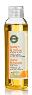 Ulei de masaj cu Portocale si Scortisoara 250 ml