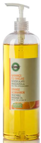 Ulei de masaj cu Portocale si scortisoara 1000 ml