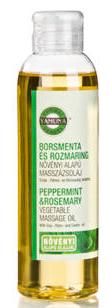 Ulei de masaj cu menta si Rozmarin 250 ml
