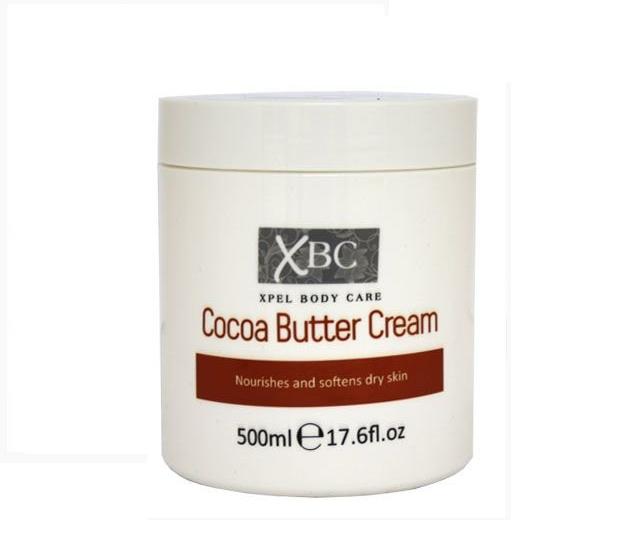 Crema de corp cu unt de Cacao 500ml