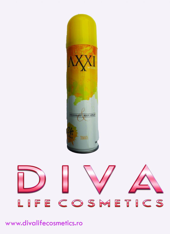 Deodorant spray pentru femei Axxi 150 ml