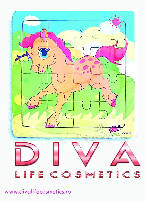 Puzzle copi 15 cm calut