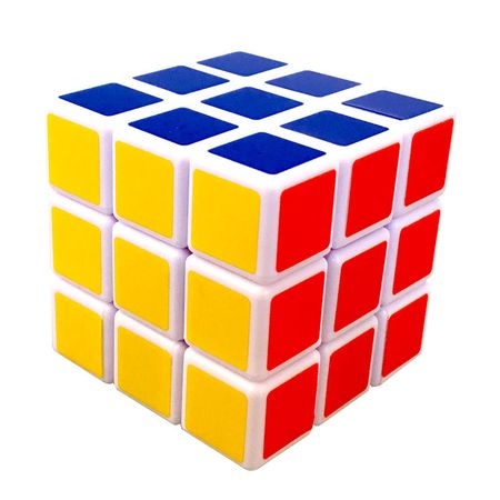 Cub Rubik cu 6 fete colorate