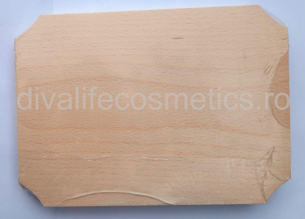 Tocator mic lemn 15x20 cm