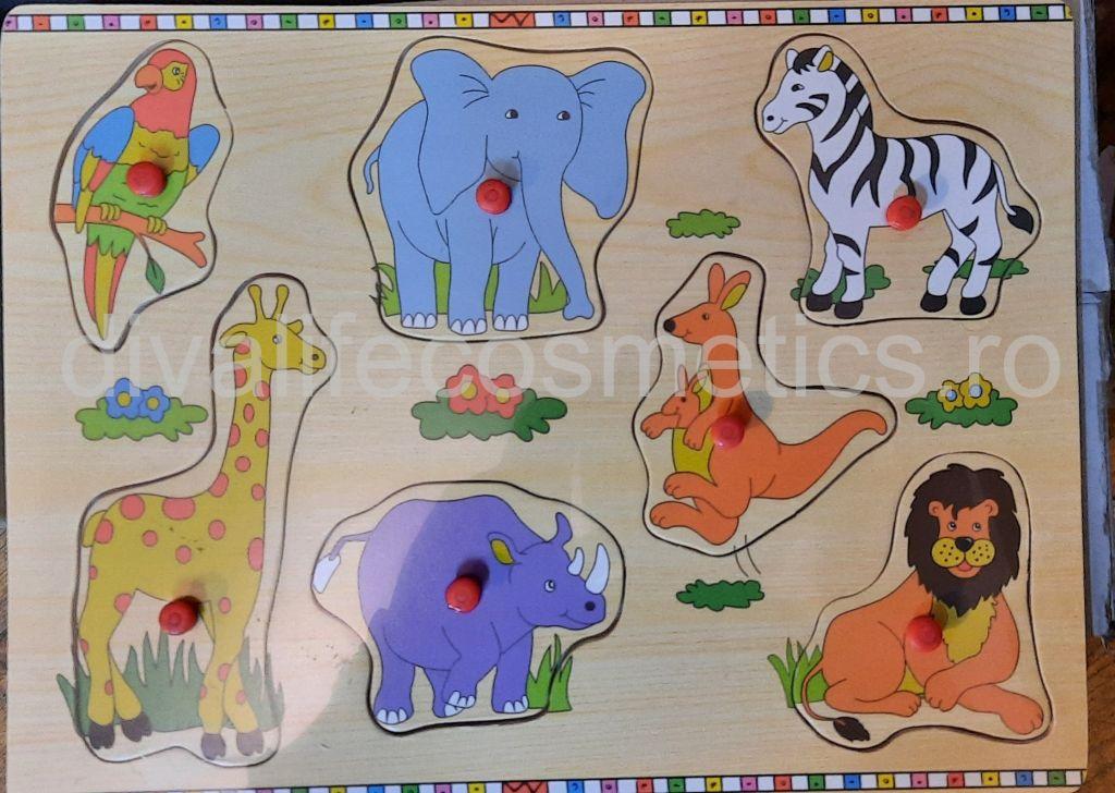 Puzzle copii model 1