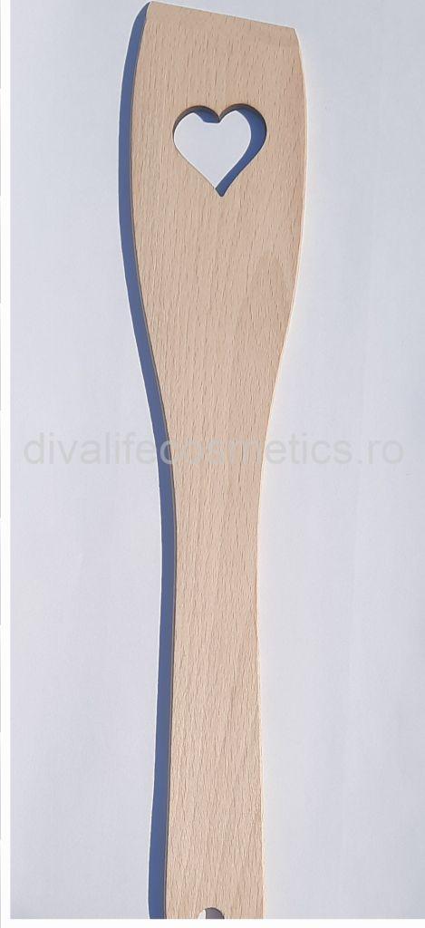 Paleta Inimioara lemn