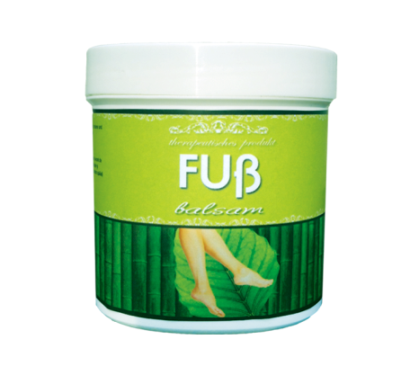 Balsam hidratant si calmant pentru picioare Fuss Balsam