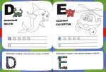 Invatam alfabetul A4 - 2