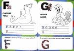 Invatam alfabetul A4 - 4
