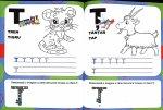 Invatam alfabetul A4 - 9