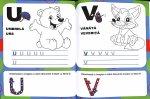 Invatam alfabetul A4 - 13