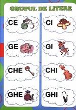 Invatam alfabetul A4 - 15