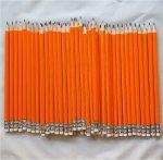 Set 50 Creioane HB cu Radiera - 2